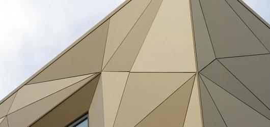 كاربرد ورق آلومينيوم کامپوزيت پانل ( كامپوزيت نمای ساختمان )