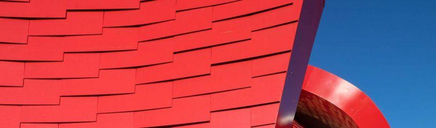 کامپوزیت نما/المان شهری با ورق کامپوزیت