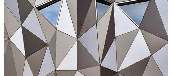 آلومینیوم کامپوزیت در صنعت ساختمان